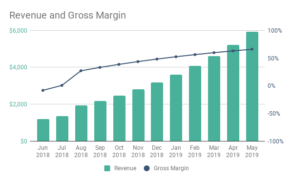 Financial Planning - Revenue and Gross Margin